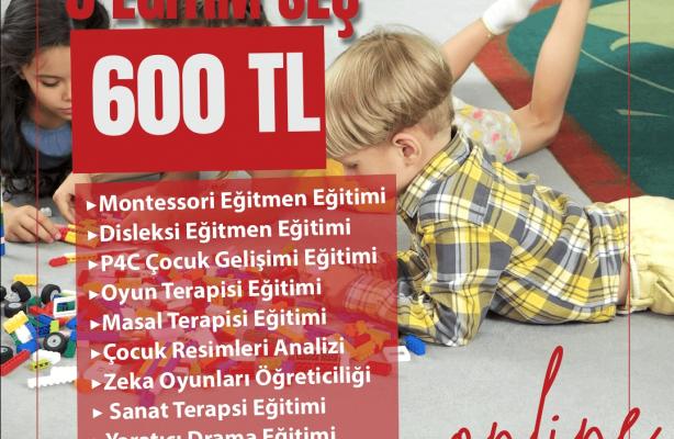 5 EĞİTİM SEÇ 600TL