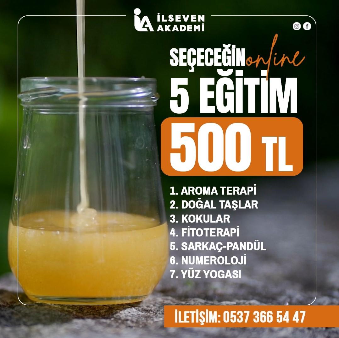 5 EĞİTİM 500 TL